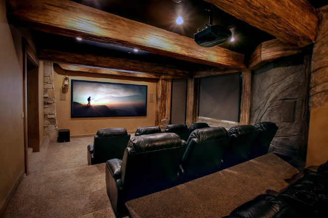 Park City Home Theater