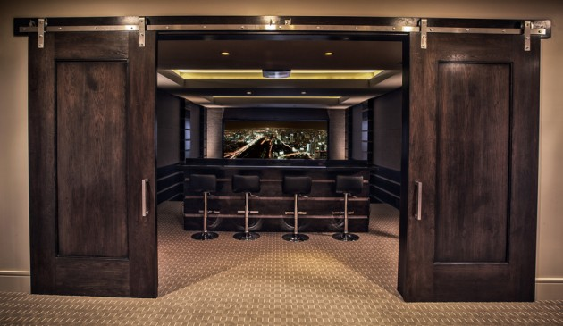 Custom Theater Rooms In Utah